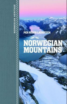 Norwegian mountains av Per Roger Lauritzen (Ebok)