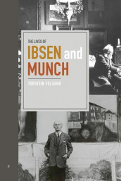 Omslag - The lives of Ibsen and Munch